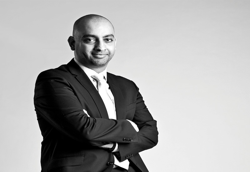 Imran Akram, the global director for fm24