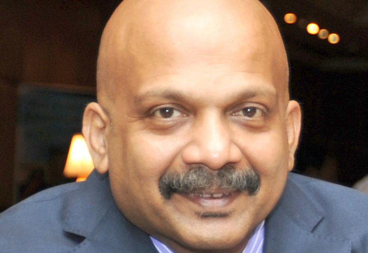 Jayaraman Nair, chairman, VIS