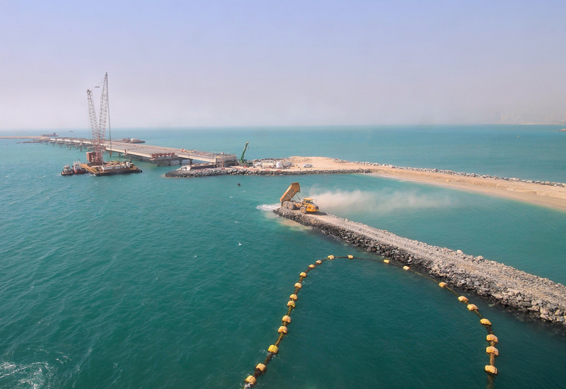 Phase 1 of construction has begun at Jebel Ali Port's Terminal 4.
