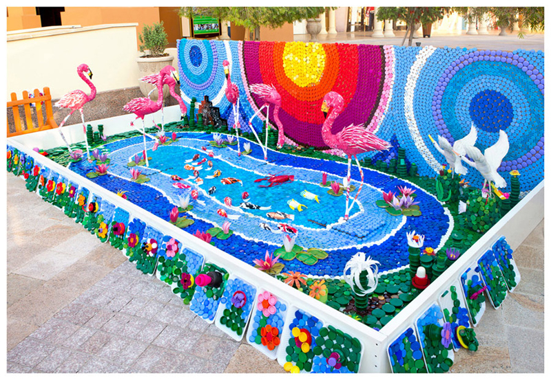 NEWS, Business, Jotun Paints, Porto Arabia, Recycling, The Pearl-Qatar