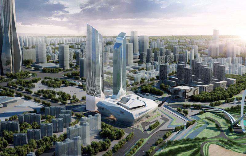 Jumeirah Nanjing.