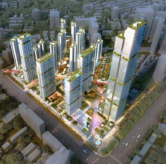 Jumeirah Wuhan.