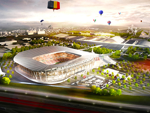 NEWS, Projects, Arup, Euro2020, Football, Stadium