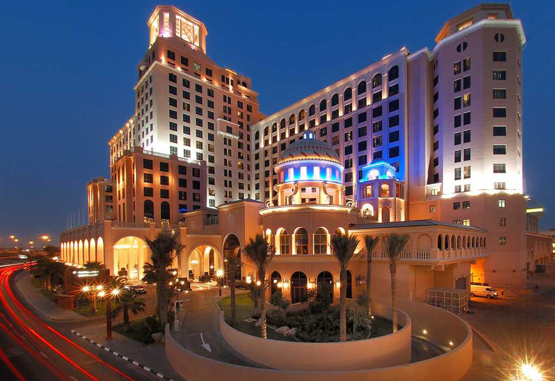 Kempinski Mall of The Emirates.