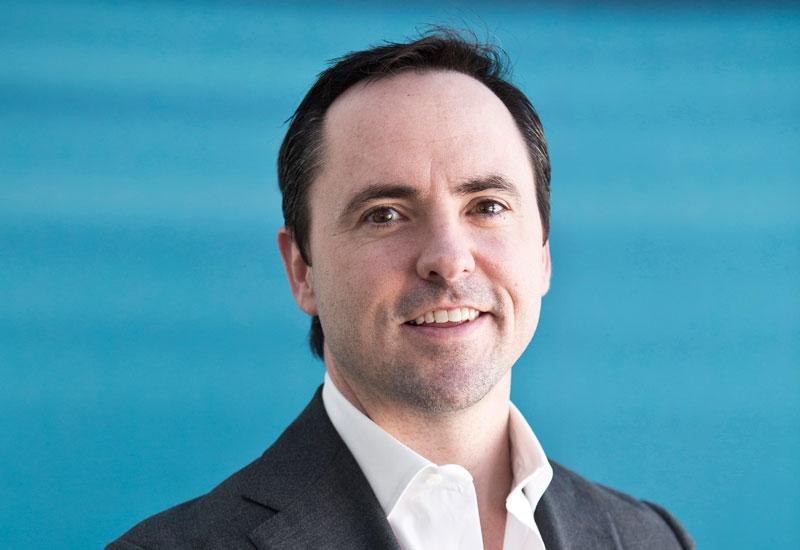 Crystal Lagoons, CEO Kevin Morgan.