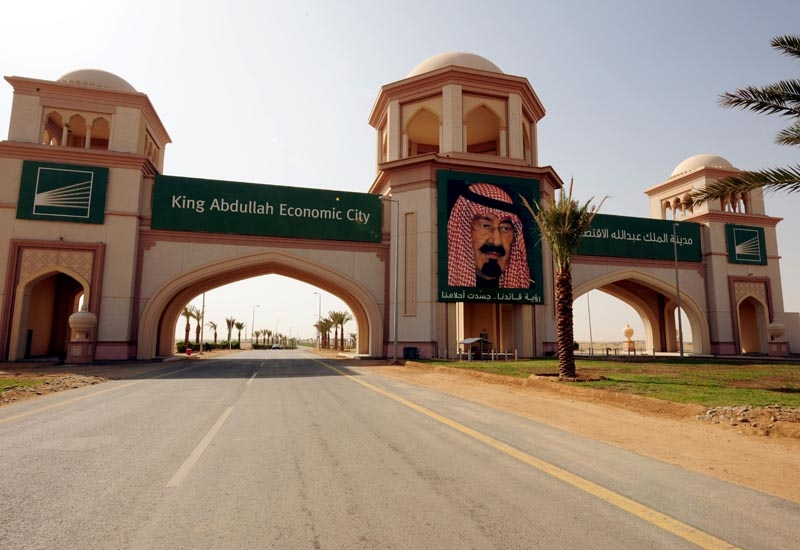 NEWS, Business, Construction, Contract, King abdullah economic city