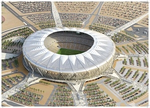 Saudi Aramco oversaw the building of the 60,000-seater King Abdullah Football Stadium and Sports City.