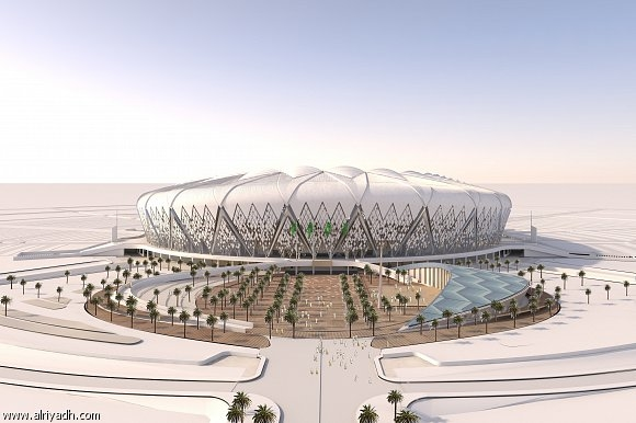 NEWS, Projects, Custodian of the Two Holy Mosques Cup, King Abdullah Football Stadium, Opening