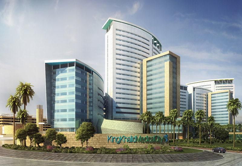 King Khalid Medical City, Dammam, Kingdom of Saudi Arabia