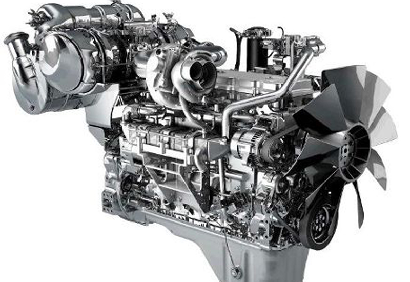 The new engine, designed to meet latest emission regulations in Japan, North America, and Europe.
