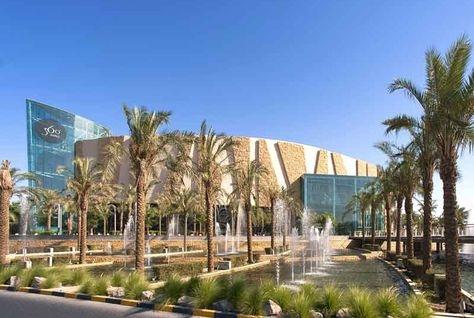 Kuwait's 360 Mall retail complex.