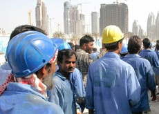 Abu Dhabi City Municipality's campaign will educate workers about the dangers of heat stress.