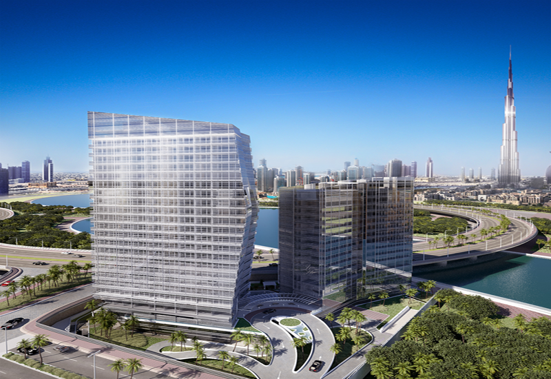 Langham Place Downtown will be located in water front location in the heart of Downtown Dubai.