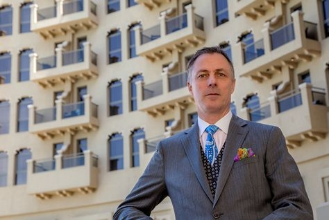 Laurent A Voivenel, CEO of Hospitality Management Holdings.