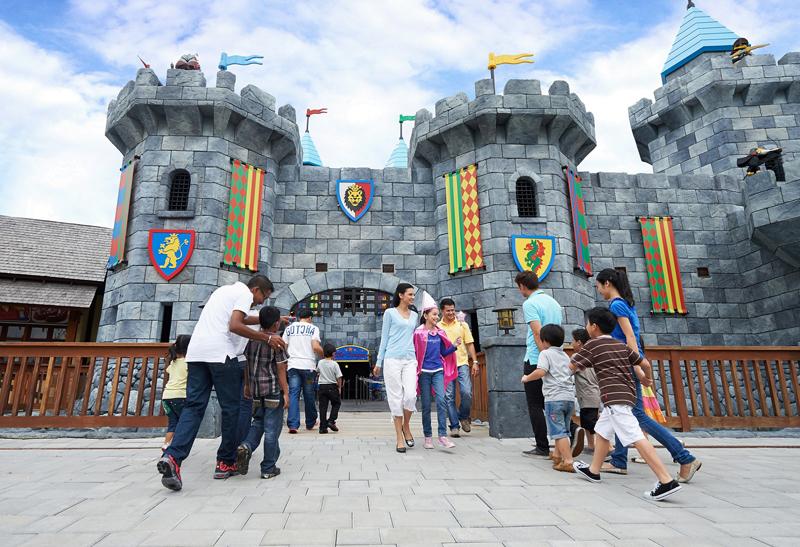 NEWS, Projects, Dubai Parks & Resorts, LEGOLAND Dubai, Merlin Entertainments