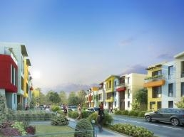 NEWS, Projects, Joint venture, Limitless, RDI Group, Townhouses, Villas