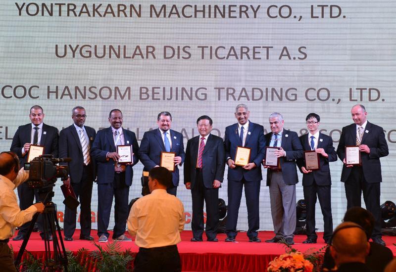 NEWS, Business, Al-Qahtani Vehicle & Machinery Co, Award, Dealer, Liugong