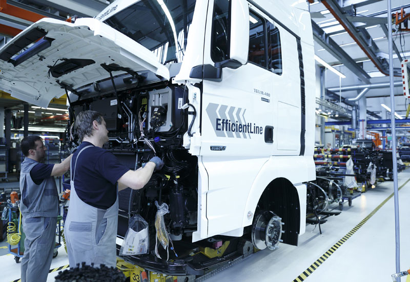 MAN Truck & Bus has been ranked in the Dow Jones Sustainability Indices (DJSI) with a score of 85 out of 100.