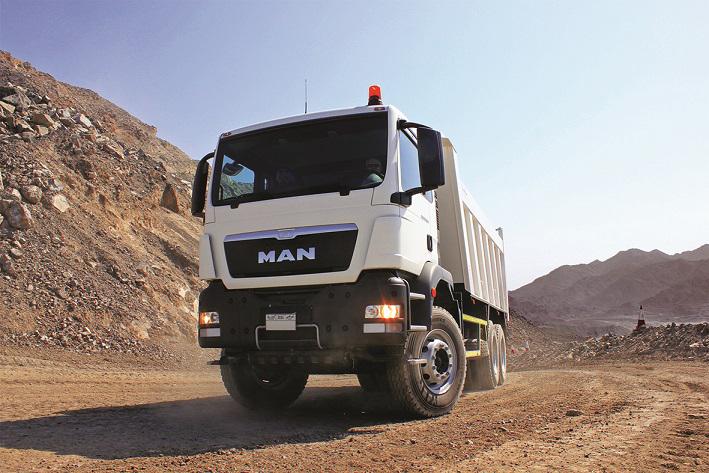 NEWS, PMV, MAN Truck & Bus Middle East, Saif Bin Darwish, Sales