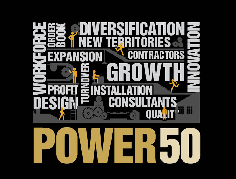 SPECIAL REPORTS, Power 50