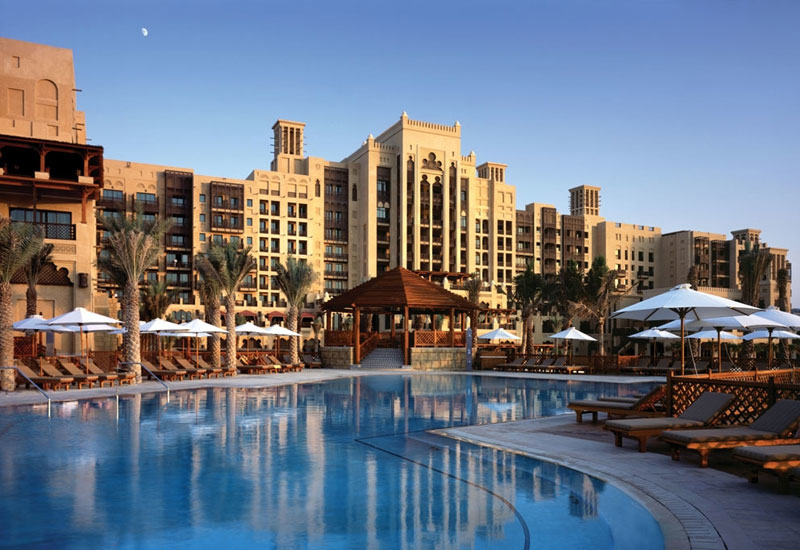 The awards were held at the Madinat Jumeirah in Dubai