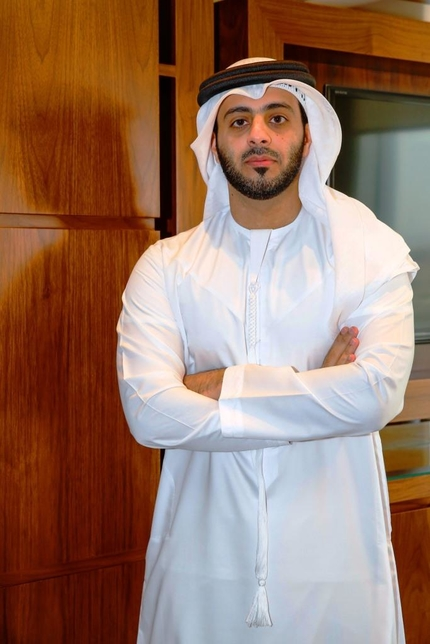 Malek Al Malek, CEO, TECOM Business Parks.