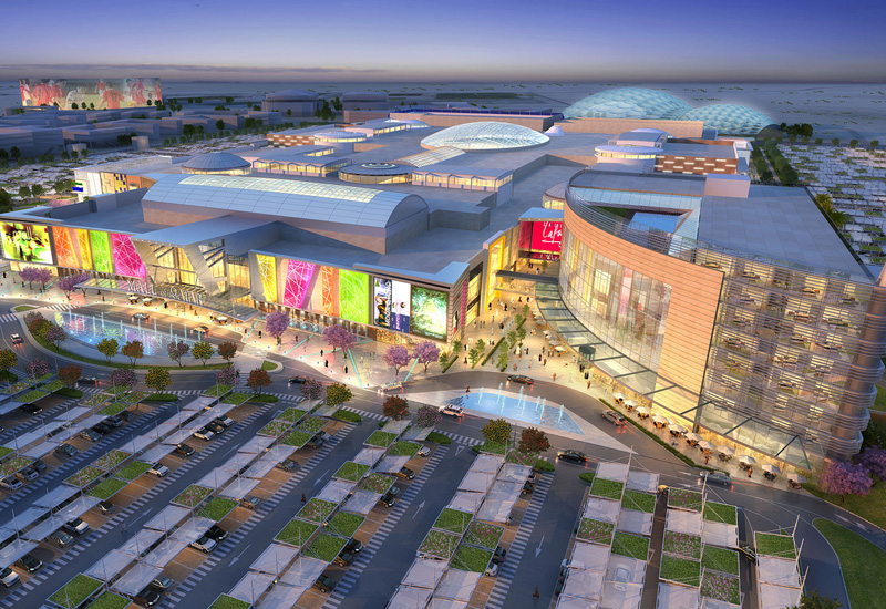 Mall of Qatar due to open Q4 2015.