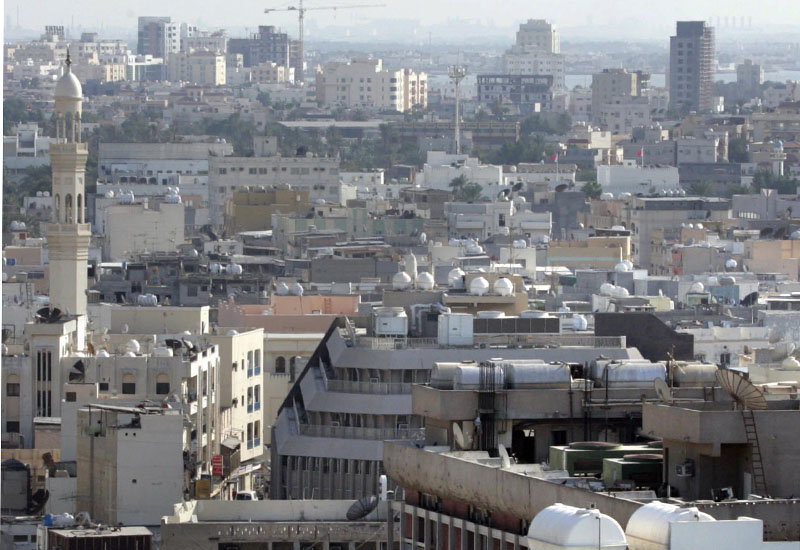 Housing is a top priority, said the Bahraini government.
