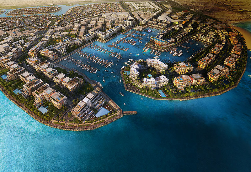Once completed, the waterfront development will boast a residential capacity of 4,000.