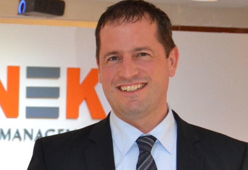 Markus Oberlin (above) is chief executive officer of Farnek.