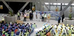 NEWS, Human Resource, International Renewable Energy Agency, Masdar city, Masdar City Health, Mubadala Construction Management Services, Safety Department and Abu Dhabi Municipality, Summer, Temperatures