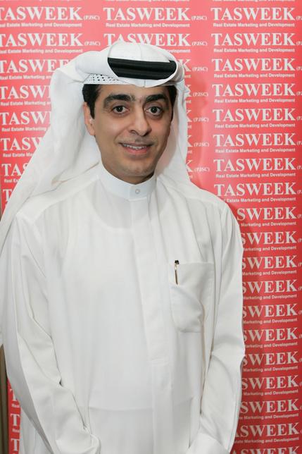 Masood Al Awar, CEO, Tasweek Real Estate Development and Marketing.
