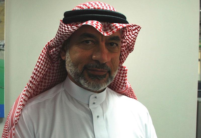 Black & Veatch Middle East managing director Mazen Alami