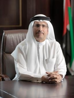 HE Saeed Mohammed Al Tayer, MD and CEO of DEWA.