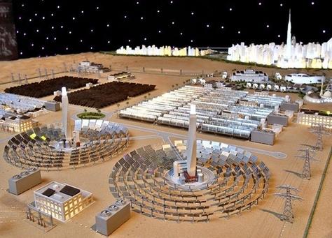 An 800MW power plant will be constructed at Sheikh Mohammed Bin Rashid Al Maktoum Solar Park.