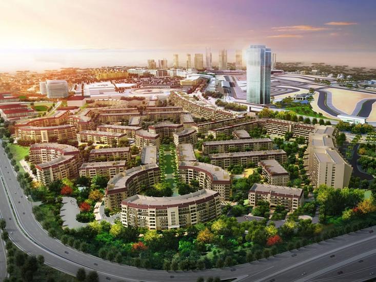 NEWS, Business, Dubai autodrome, Formula 1, Motor City, Union Propeties