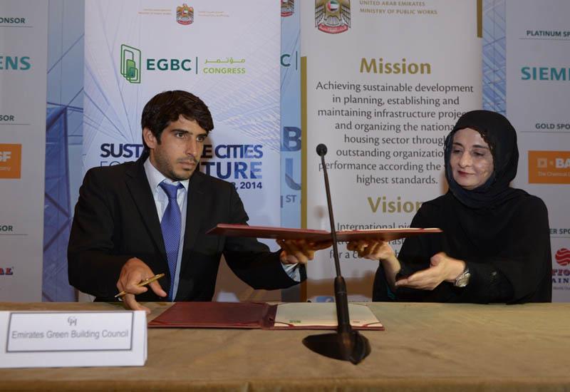 Saeed Al Abbar and Zahra Salman Alaboody.
