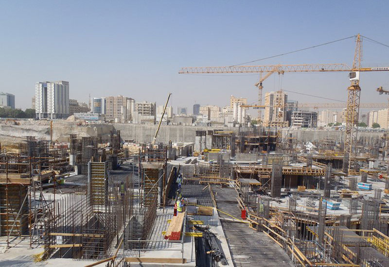 Site of Msheireb Properties, Downtown Doha project