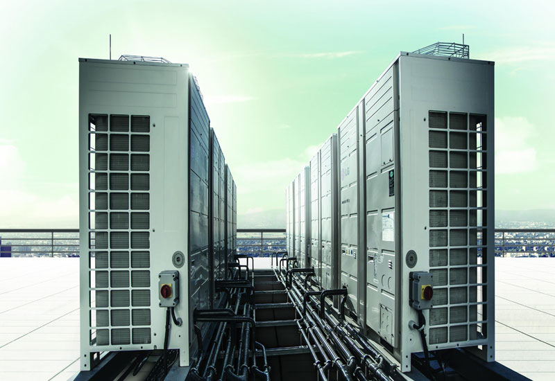 LG Electronics is shifting its focus towards the Middle East's B2B HVAC sector.