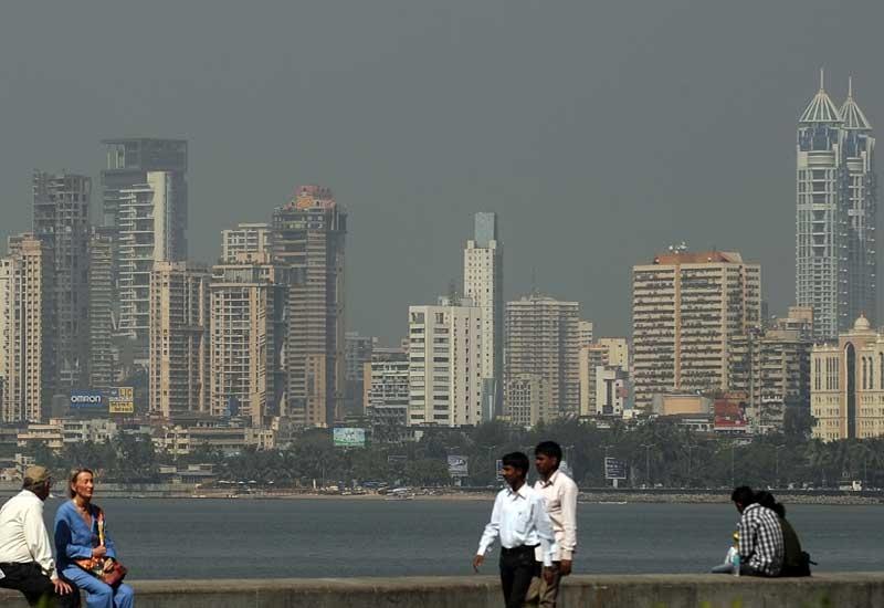 Mumbai skyline (Photo: Punit Paranjpe/AFP/Getty Images)