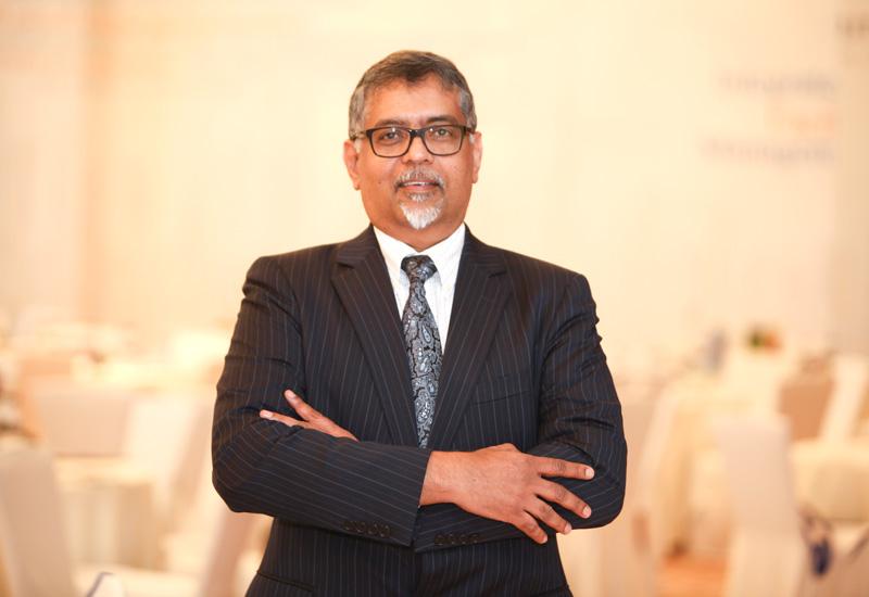 N.G. Thomas, CEO of NG Global FZ-LLC.