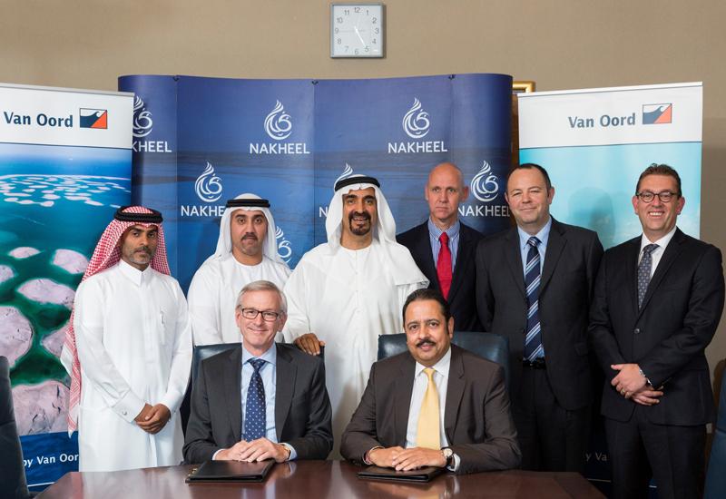 Nakheel has appointed marine engineering contractor Van Oord to deliver 23.5km of coastline and breakwaters at Deira Islands.