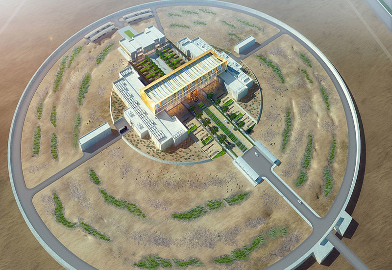 National disaster recovery centre project in Oman