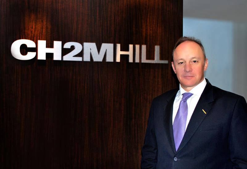 CH2M Hill's MENAI regional director Neil Reynolds.