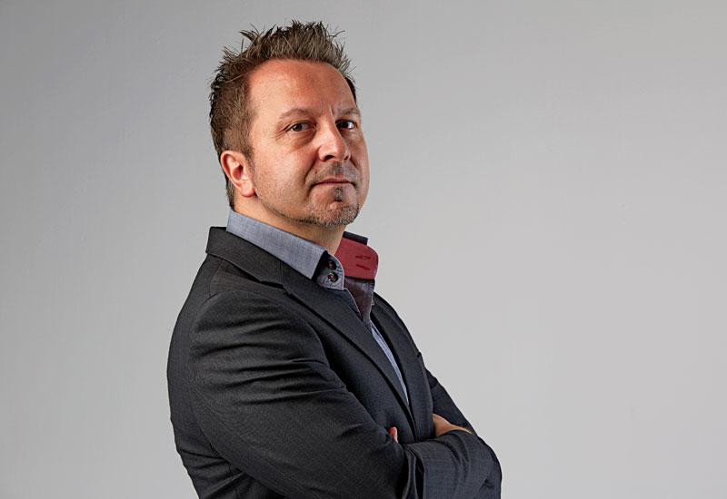 Nigel Eckersall, senior design manager for Shapoorji Pallonji.