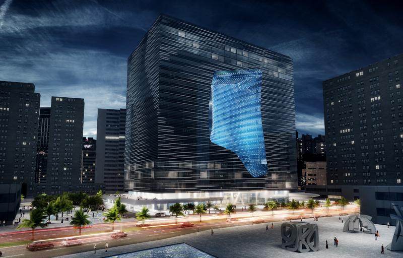 NEWS, Business, Business bay, Opus Tower, Zaha hadid