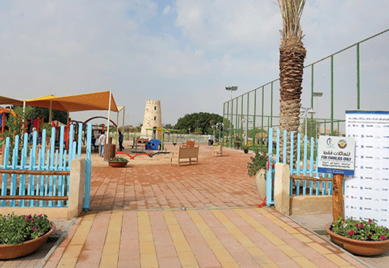 A new public park has been opened by the Ras Laffan Community Outreach Programme, in collaboration with the Al Khor Municipality.