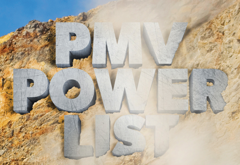 Your guide to the biggest movers and shakers in the Middle East's PMV industry.