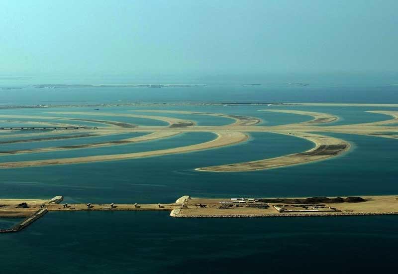Palm Jebel Ali. File image.