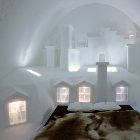 NEWS, Projects, Designers, Ice, Icehotel, Jukkasj, Les Ateliers de Germaine, Montmartre, Paris, Sacr, Snow, Sweden